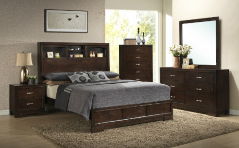 Bed 4233 Wags Furniture Dist